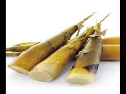 rebung bambu kuning